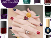 Look: Jewel Tone Nails