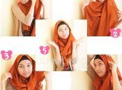 Wear Pashmina Hijab (Headscarf) Less Than Minutes