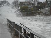 Week Before Election: Sandy Hits