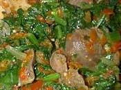 Chef Lara: Holy Spirit Inspired 'EFO RIRO' (Nigerian Vegetable Soup)