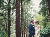 Sneak Peek Anja David's Wedding Redwoods