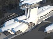 Zaha Hadid Designs Naomi Campbell's Future House