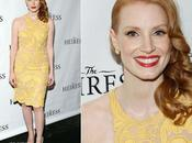 Jessica Chastain Heiress Stuns Stella McCartney