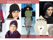 Fashion Frosty Mornings: Cosy Accessories