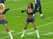 Louis Rams Cheerleaders