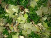 Spotlight Weekend Recipe: Savory Green Pasta