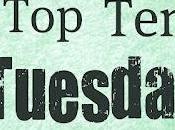 Tuesday: Books Authors Thankful