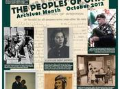 Alberta Banner Turner Featured Archives Month