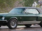 """Shelby """"Green Hornet"""""""