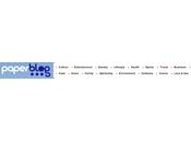 Paperblog, NoGarlicNoOnions, Blogger