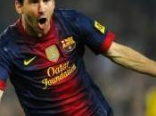 Lionel Messi Returns After Injury