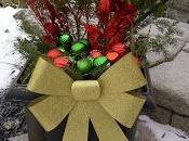 Christmas Idea Decorative Pots