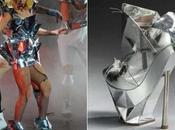 Lady Gaga's Emporio Armani Shoe Auction