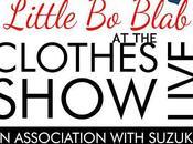 Clothes Show Live 2012 Photos Freebies!