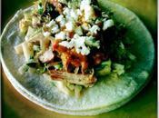 Pulled Pork Tacos Jicama Coleslaw