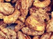Eight Nights Hanukkah Baking: Night Cinnamon Sugar Candied Nuts