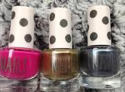 Topshop Nail Varnish Gift High Voltage, Lunar Solar