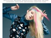 Elle Fanning Cover Girl Bullett's Winter 2013 Issue