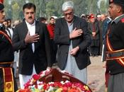 Bashir Ahmed Bilour Laid Rest