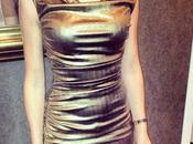 Golden Dress//christmas
