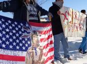 Protests Against Arizona Snowbowl Continues Season Begins
