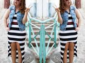 Stripy Mini-maxi (Outfit)