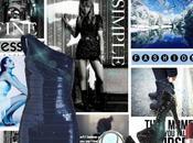 Herve Leger Sequin Bandage Dress Shines Through 2013