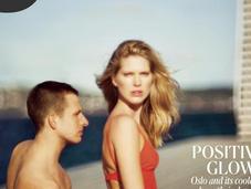 "Norwegian Actor Anders Danielson Style Travel"" Magazine"
