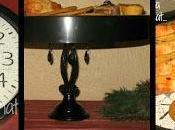 Years Clock Dessert/Cake Stand