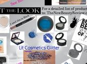 Glitter Year's Makeup Looks