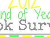 2012 Year Book Survey!