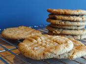 6-Ingredient Peanut Butter Salt Cookies