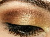 Guest Post: Gold Rush Makeup Tutorial