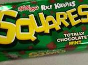 REVIEW! Rice Krispies Squares Totally Chocolatey Mint