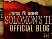 Solomon's Throne Jennings Wright (Guest Post)