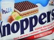 Knoppers Review (Chocolate Hazelnut Wafer)