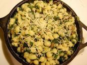 Gnocchi Vegetable Skillet Dinner