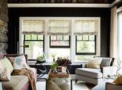 Color Roundup: Using Black Interior Design