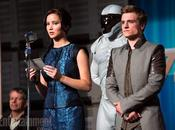 Katniss Looks Super-Hot Stills from Hunger Games: Catching Fire