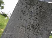 Sayler Makeever Cemetery Rensselaer, Indiana: Interesting Headstone [Flickr]