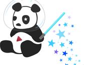 Youtube Redesign: Cosmic Panda