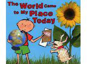Book Sharing Monday:The World Came Place Today
