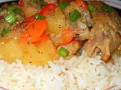 Tasty Tuesday Hawaiian Style Turkey Stew