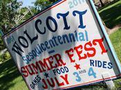 Wolcott Summer Fest Sesquicentennial 2011 Wolcott, Indiana: Sign [Flickr]