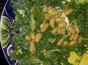 Kale Cannelini Bean Salad