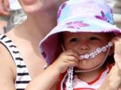 Breastfeeding Celebrity Moms