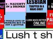 Lush Shirts Wear Personality