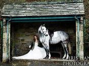 Horses Courses… Creative Bridal Shoot!