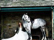 Horses Courses… Creative Bridal Shoot!