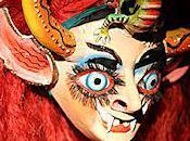 Ceremonial Masks Bolivia